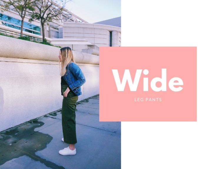 Get Wide Or GetLost